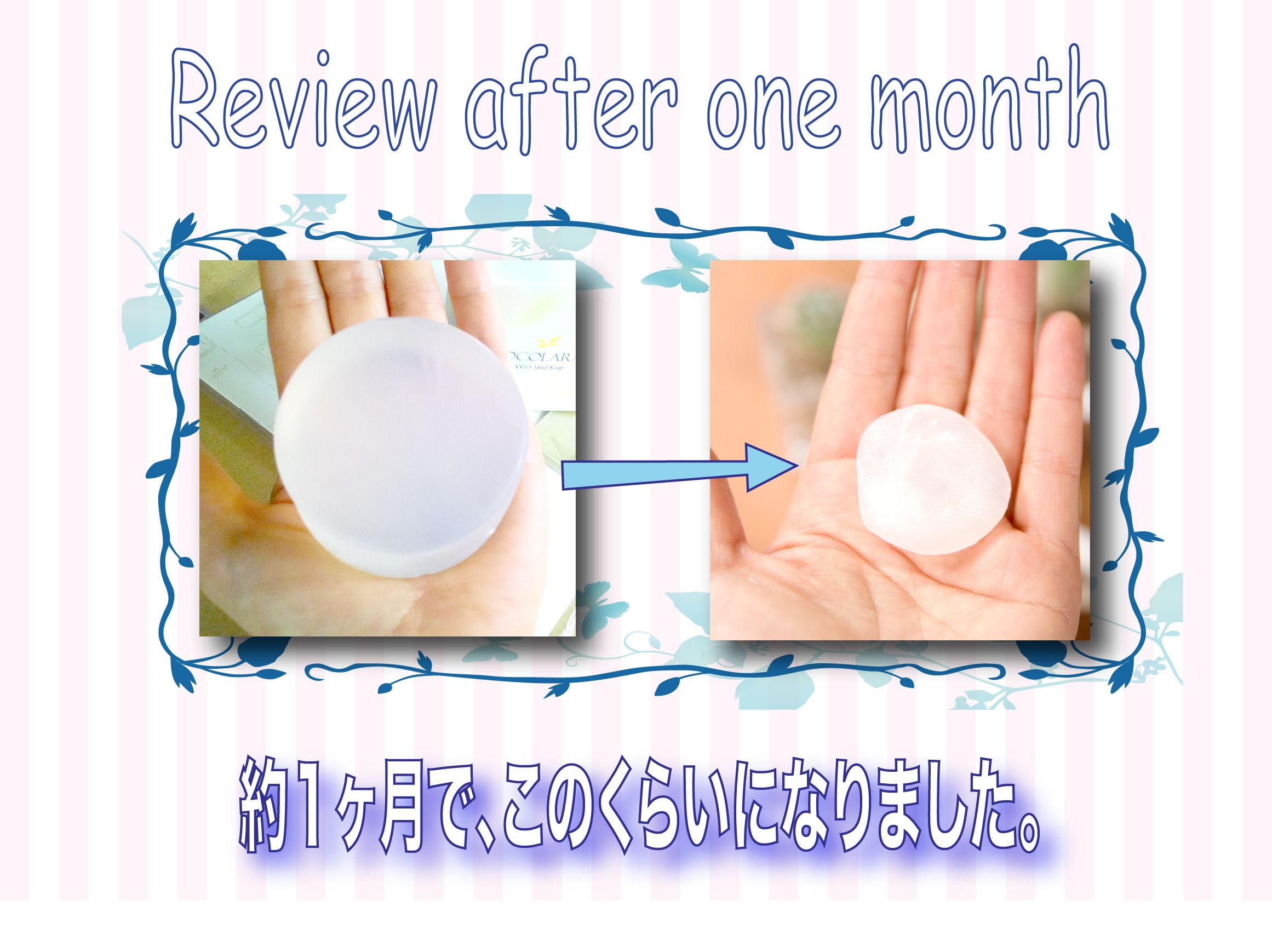【レビュー】洗顔石鹸の泡立ち、目安はピンっ!「VCOマイルドソープ」使用1ヶ月レビュー
